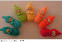Crochet patterns / by Fayette Sperry