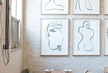 artistic spaces