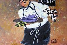 laminas chefs