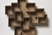 + Cardboard / Designs & DIY using cardboard