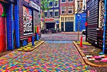 Amsterdam /Rotterdam