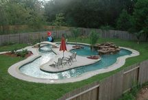 Decor - Landscaping & Back Yard Ideas / Great ideas for outside your home