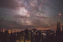 night sky / by Eri Takahashi
