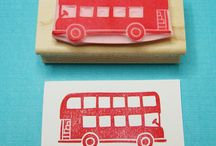 London crafts / Maybe a theme 4a kids party / by Tanya Feta