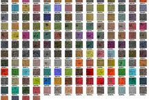 Carta colores Miyuki Delica