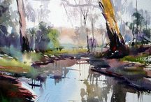 Art - Landscape Paintings