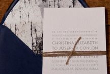 invitations and stationeries