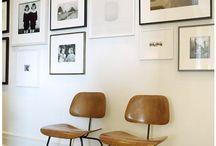Gallery Wall Inspiration  / by Bryn Dunn