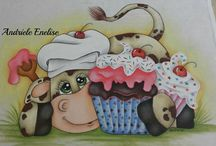 Cupcake dekopaj