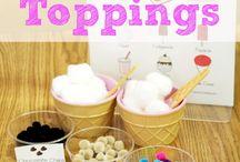 summer themed preschool ideas