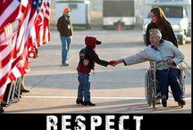 Honor Veterans / by FirstLight HomeCare