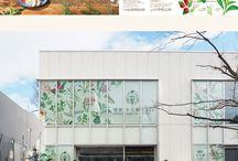 """Webpage """"Botanical"""""""