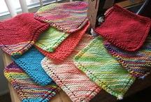 Crochet & Knitting Ideas / by Sheila Freeman