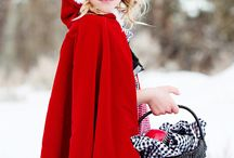 Little Red Riding Hood Theme