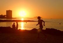 Puestas de sol | Sunset in Vigo