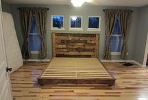 Master Bedroom Ideas / by Aimee Belanger