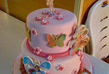 Cake winx club party