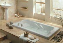 Zen bathrooms / by Nadia Fernandez-Castillo