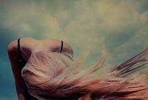 Girl Crush/Hair Envy. / by Jeanna Hoffman
