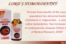 Homoeopathic medicine for cholesterol