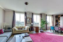 Appartement de charme de 91 m² Paris 16 Auteuil
