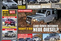 OFF ROAD: Heftvorschau / Hier finden Sie alle Themen unserer Ausgaben