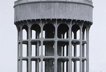 Architecture . Water Tower