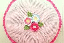 Crochet ~ cushions
