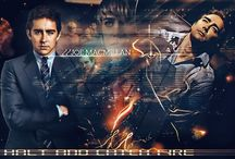 Lee Pace & Richard Armitage
