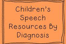 Speech Therapy / Speech pathology
