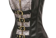 Gothic Steampunk Corsets