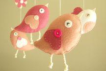 DIY birds  / Birds