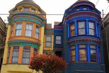 Beautiful Homes in SF / Here we show the beautiful homes around San Francisco.