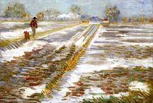 @Vincent Van Gogh