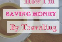 Money-Saving Travel Hacks / All the tips you need to help you afford your next vacation or even live a travel lifestyle.