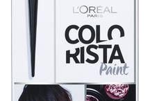 haar verf / kleuren