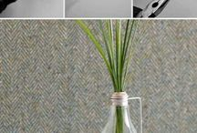 Interior Design DIY / Stuffs you can make by yourself to spruce up your living arrangements.