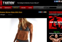Featured Websites / Featured Fitness websites