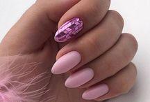 Острые ногти (sharp nails)