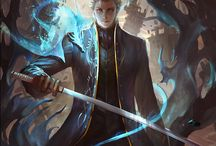 Devil May Cry - Vergil