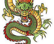 Dragons dessin