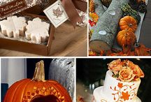Fall Wedding / by Sarah Rosler