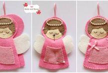 Christmas crafts (M)
