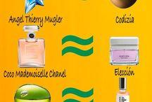 Imitaciones perfumes