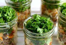 Saladas no pote IvoRossato