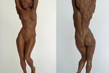 Sculptures : Human Body