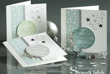 Christmas Cardmaking | Cards | Weihnachtskarten basteln