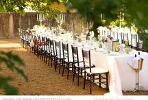 Weddings / Wonderful wedding ideas. Elegant DIY. Fancy formal. Homespun hearts. Tie the knot / by Chris Olson