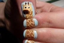 Adorable Nails  / by Kendra Russell