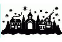 szablony świąteczne